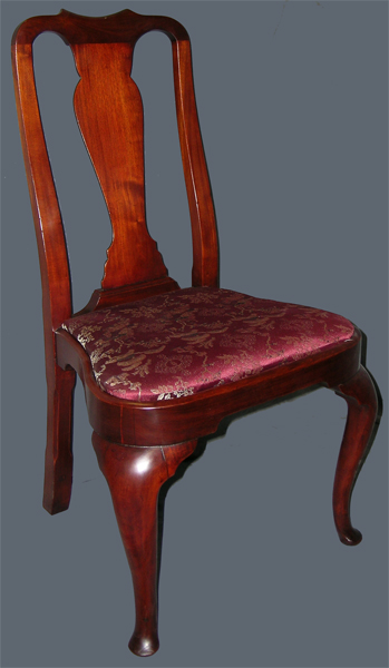 Set of Six Queen Anne Mahogany Dining Chairs : DSCN2475 from www.circaantiquesltd.com size 349 x 600 jpeg 120kB